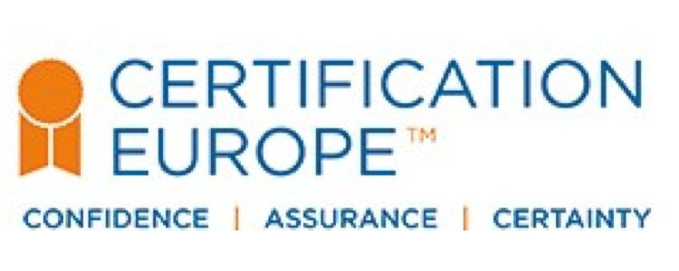 Our partners - Certification Europe logo